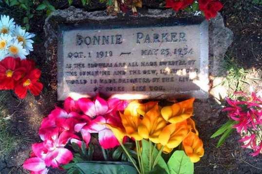 Bonnie Parker's Gravesite