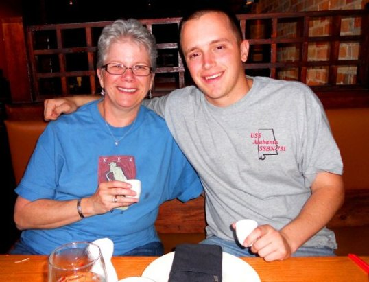 Nick and Candy now, in Durham