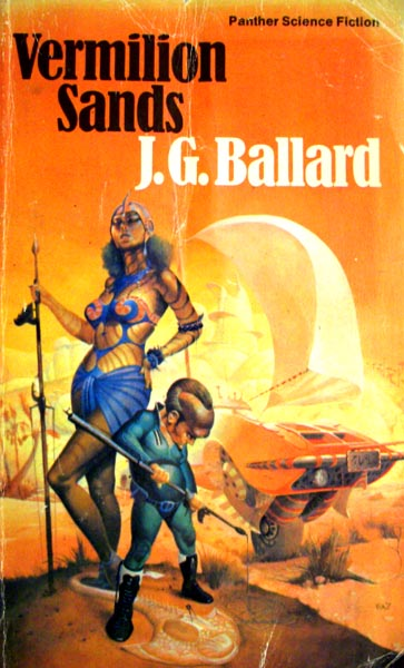 Vermilion Sands, by J. G. Ballard