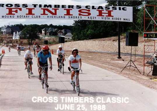 Cross Timbers Bike Ride