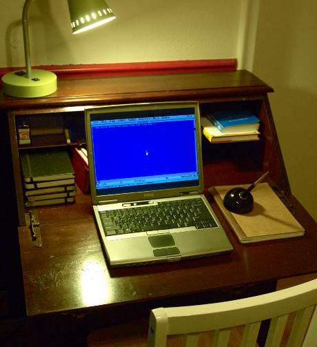 My secretary setup