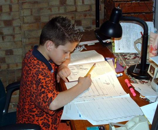 Then - Lee Studying