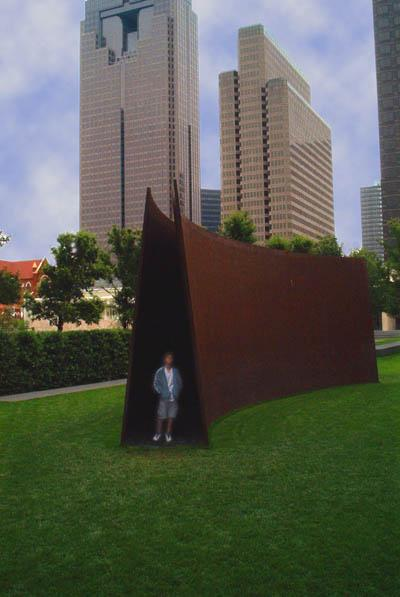 My Curves are Not Mad - Richard Serra, 2004
