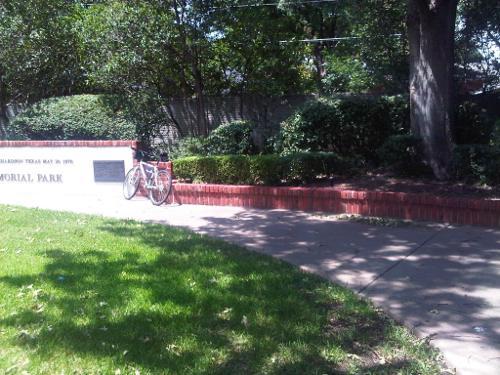 Memorial Park, Richardson, Texas