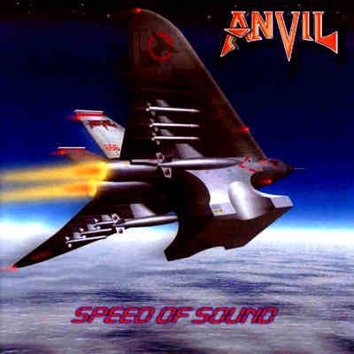 Anvil Album Cover