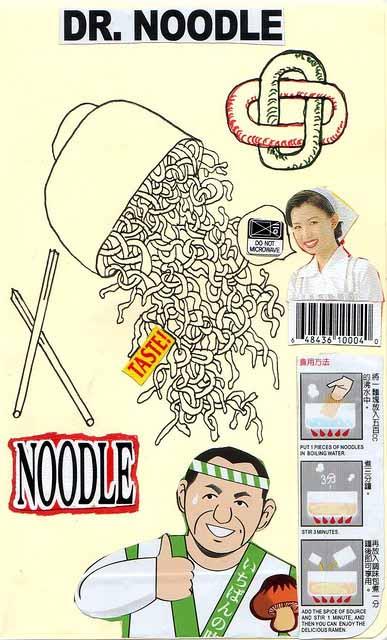 Dr. Noodle