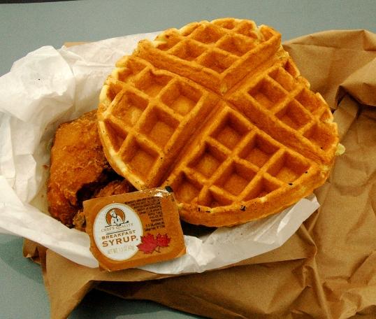 Big Mamas Chicken and Waffles