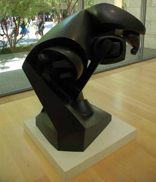Large Horse, by Raymond Duchamp-Villon