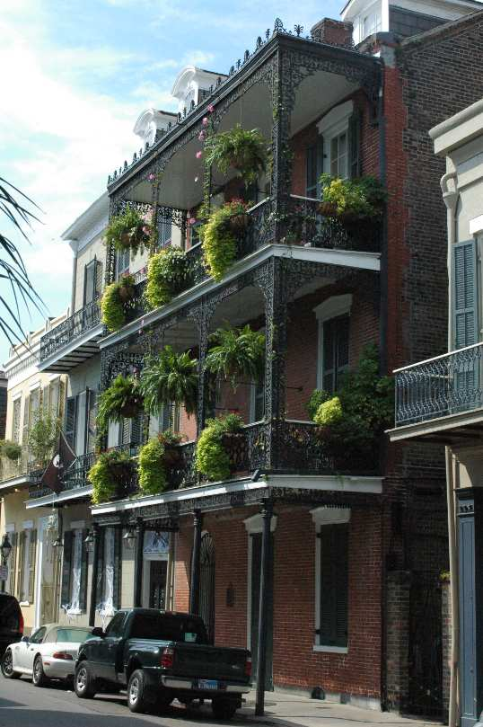 New Orleans Architecture Bill Chance