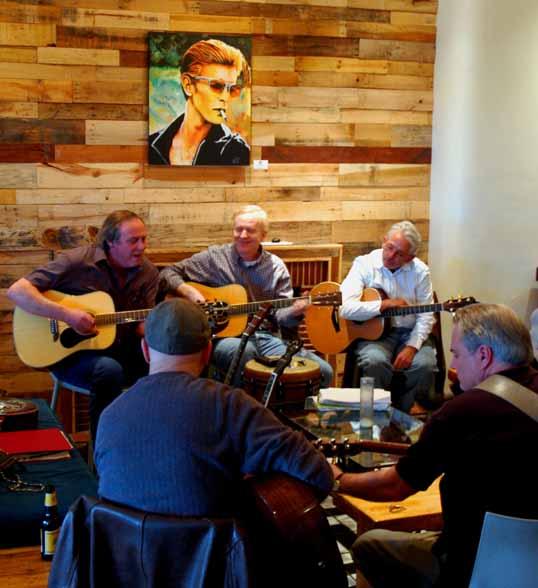 Charli's Sunday Afternoon Acoustic Jam