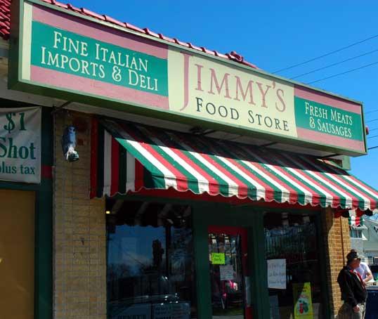 Jimmy's Italian
