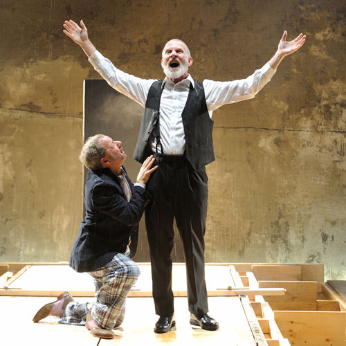 King Lear, Dallas Theater Center, Wyly Theater