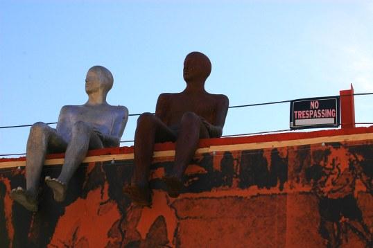 Borders, in the Dallas Arts District