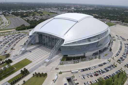 Cowboys Stadium - The Death Star