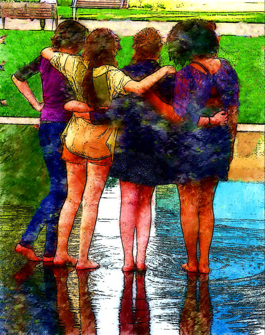 Four Women, Winspear Opera House, Dallas, Texas