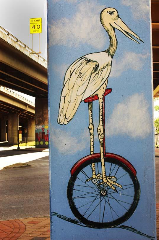 Ramp 40 - Deep Ellum Art Park, Dallas, Texas