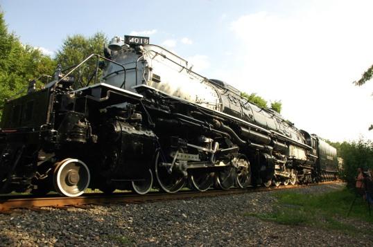 Big Boy 4018