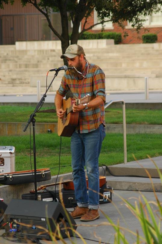 Chris Johnson, Arts District, Dallas, Texas