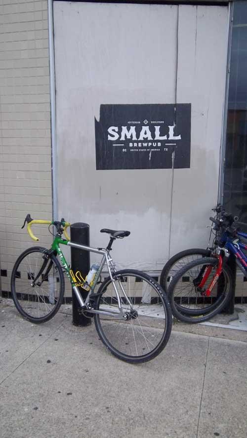 Small Brewpub, Oak Cliff, Dallas, Texas