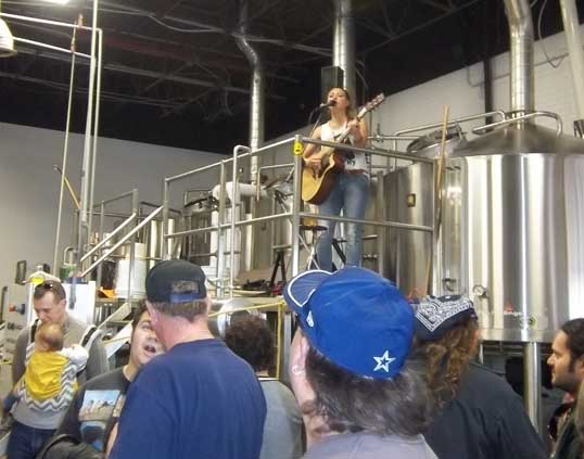 Live Music at Deep Ellum Brewing Company