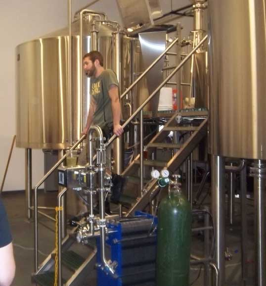 Tour at Community Beer Company