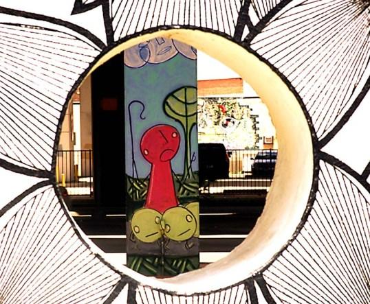 Deep Ellum Art Park, Dallas, Texas (Click to Enlarge)