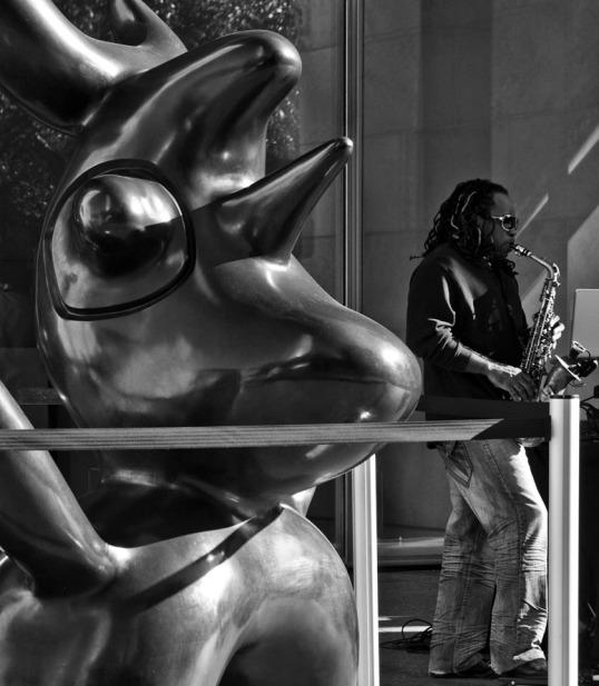 Moonbird, Nasher Sculpture Center