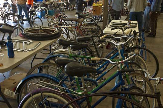 Bicycle Swap Meet