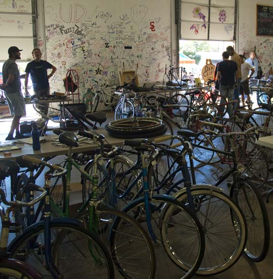 Bicycle Swap Meet