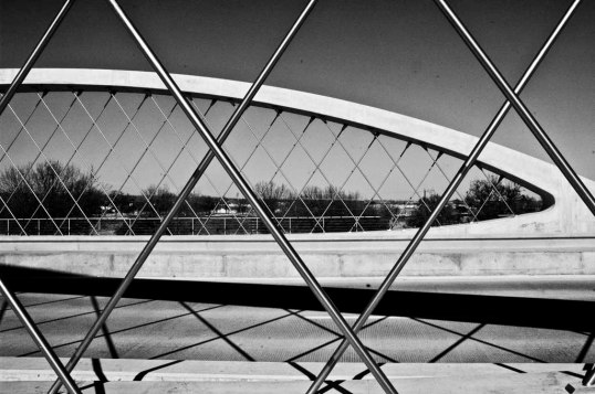 Seventh Street Bridge Fort Worth, Texas (click to enlarge)