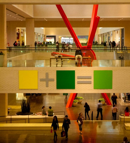 Northpark Center, Dallas, Texas (click to enlarge)