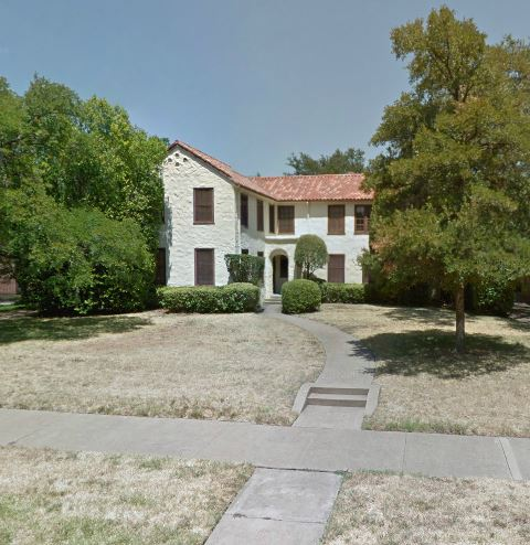 4320 Arcady, Highland Park, Texas - a few months ago
