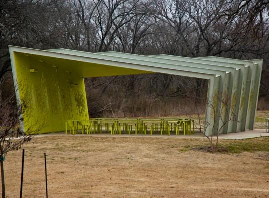 Snøhetta Pavillion, College Park, Dallas, Texas (click to enlarge)