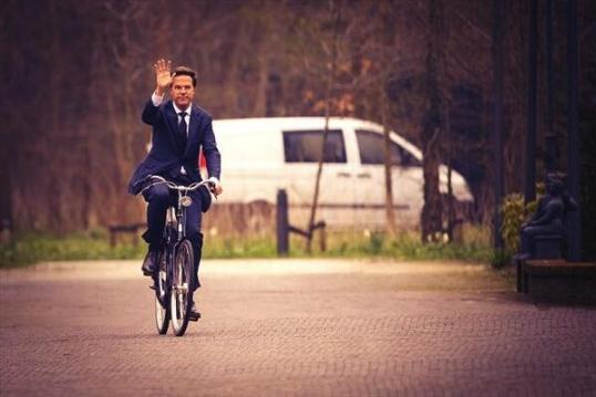 Danish PM Mark Rutte from National Review Online