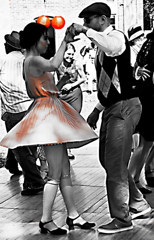 Dancers (click to enlarge)