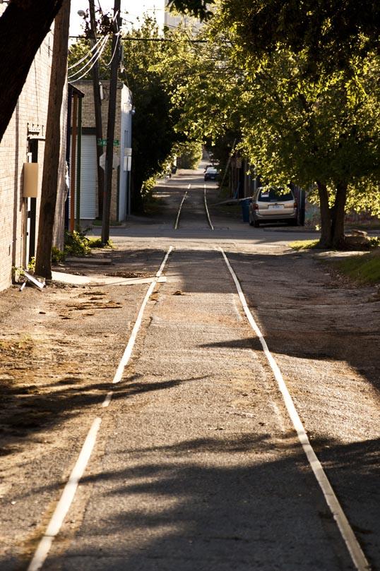 Clover Street, Deep Ellum, Dallas, Texas