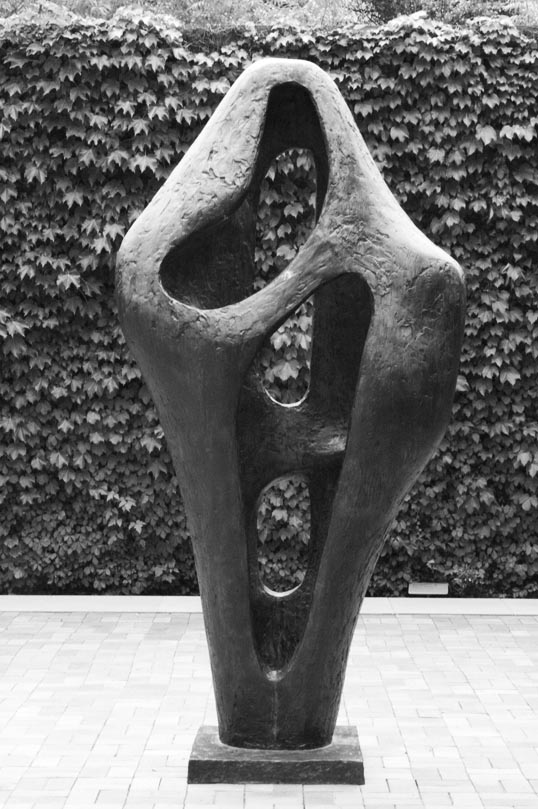 Figure for Landscape Barbara Hepworth