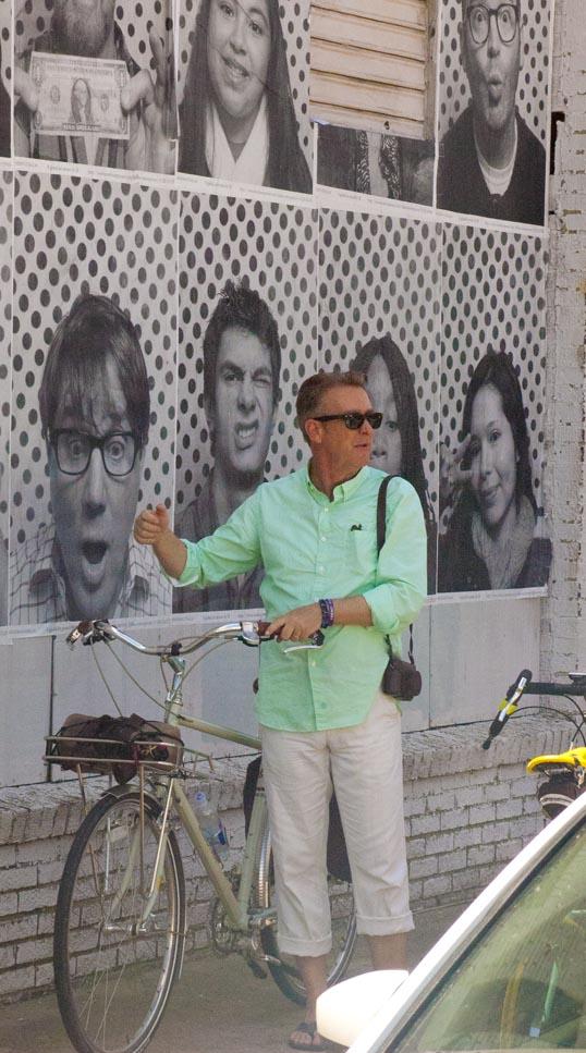 Chris Curnutt of Biking in Dallas