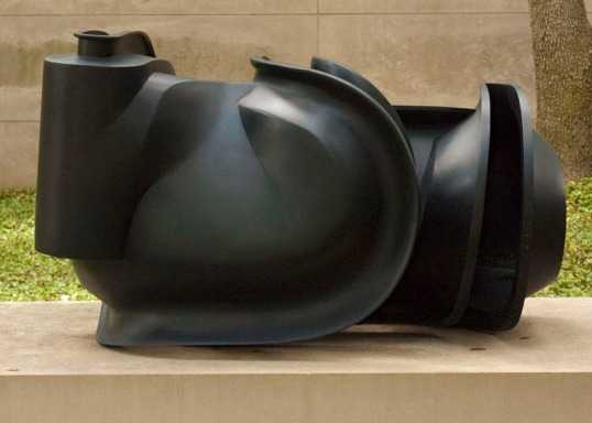 Tony Cragg, Stevenson, Dallas Museum of Art (click to enlarge)