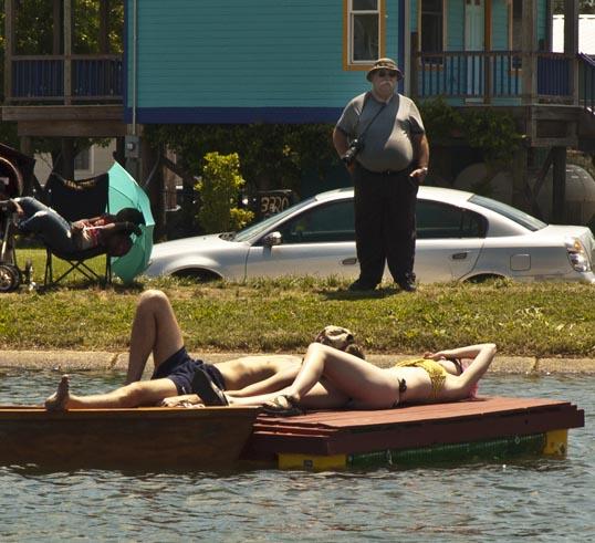 Bayou St. John, New Orleans, La