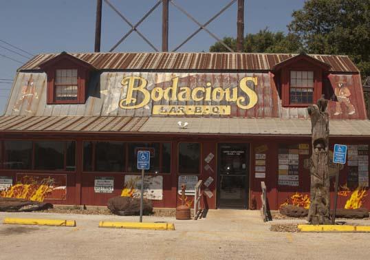 Bodacious Bar-B-Q Tyler, Texas