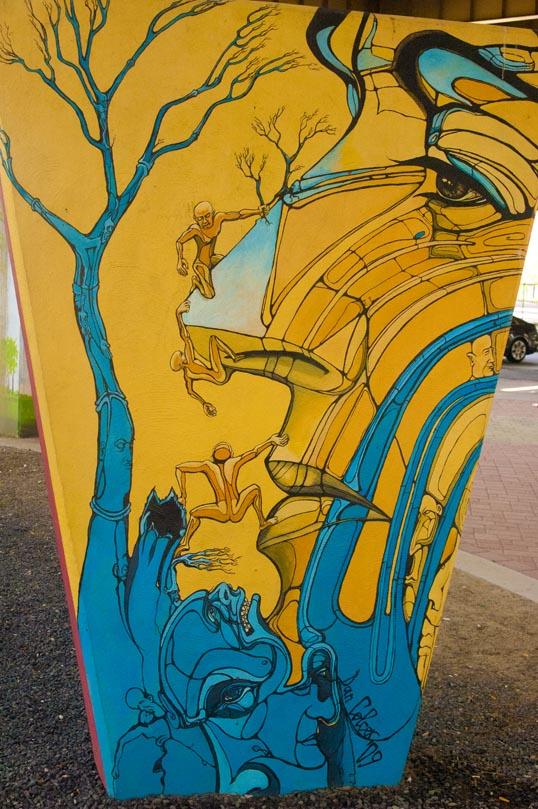 Dan Colcer Deep Ellum Art Park Dallas, Texas