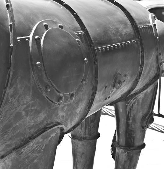Iron Horse, by Tom Askman Plano, Texas