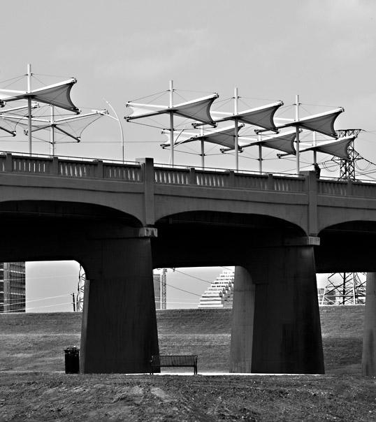 Continental Bridge, Dallas, Texas