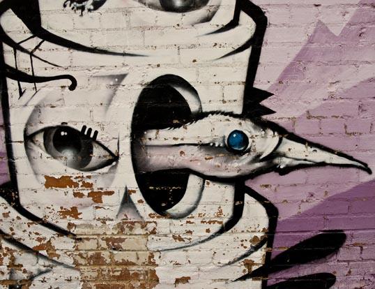 Mural, Deep Ellum, Dallas, Texas