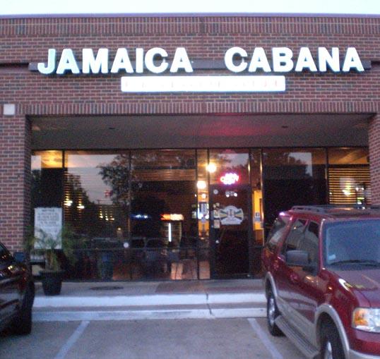 Jamaica Cabana Richardson Texas