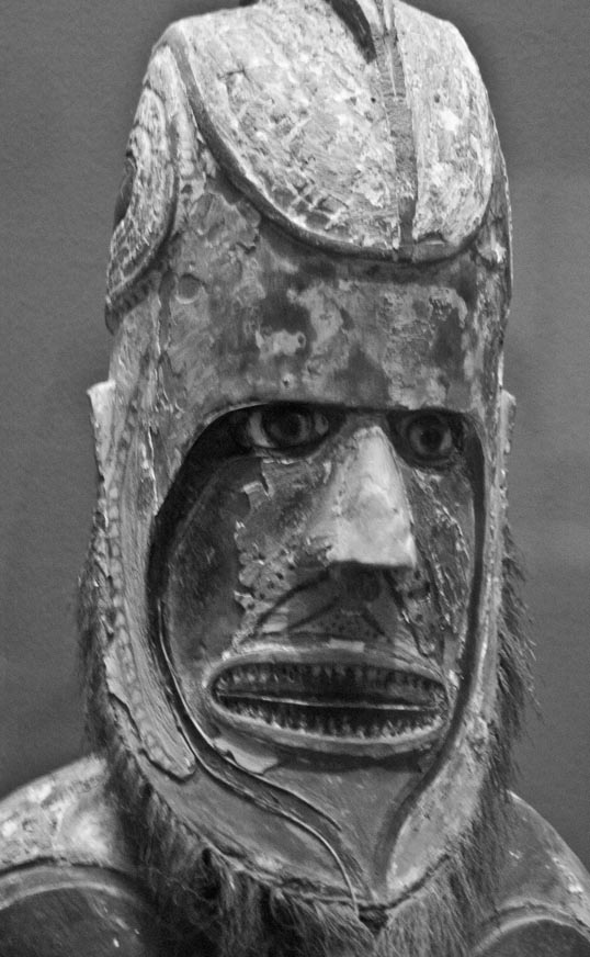 Memorial Figure Papua New Guinea Dallas Museum of Art