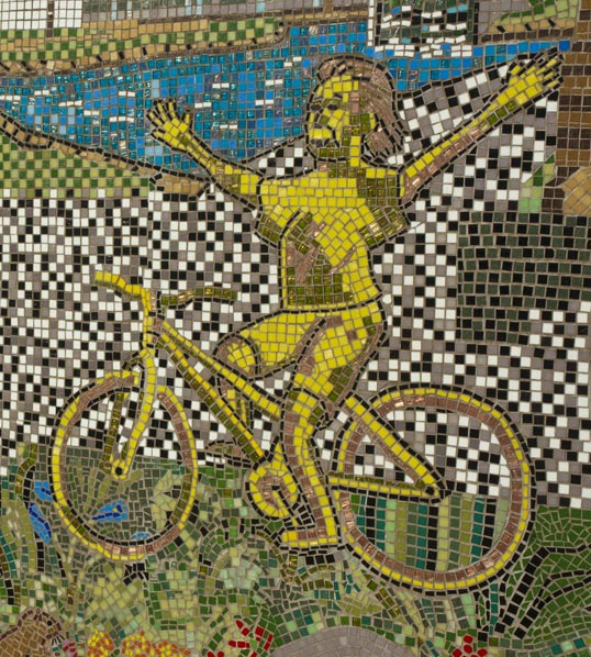 Mosaic, Irving Arts Center, Irving, Texas