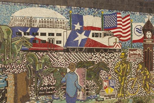 Mosaic, Irving Arts Center, Irving, Texas