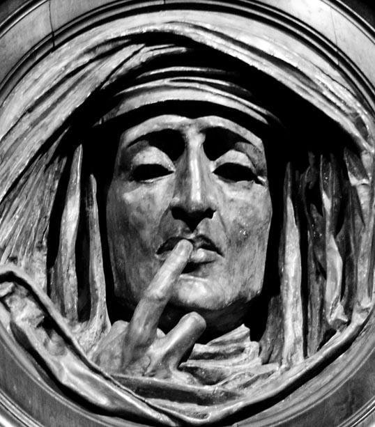 Silence Antoine-Augustin Préault Dallas Museum of Art